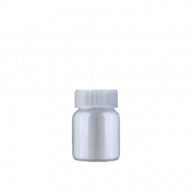 FR-035_PET_68ml 원형 백색 제약용기160원+안전캡140원(후가공별도)