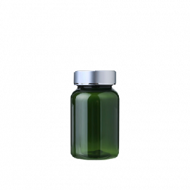 FR-035_PET_137ml 원형 녹투 제약용기200원+은장캡350원(후가공별도)