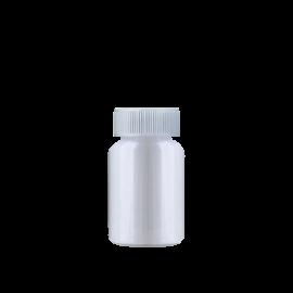 FR-035_PET_137ml 원형 백색 제약용기200원+안전캡140원(후가공별도)