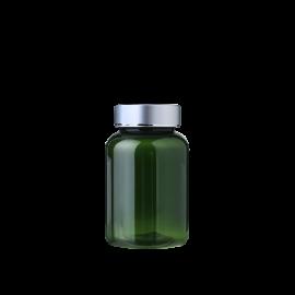 FR-035_PET_154ml 원형 녹투 제약용기230원+은장캡350원(후가공별도)