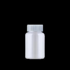 FR-035_PET_154ml 원형 백색 제약용기230원+안전캡140원(후가공별도)