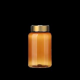 FR-035_PET_205ml 원형 갈투 제약용기250원+금장캡350원(후가공별도)