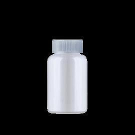 FR-035_PET_205ml 원형 백색 제약용기250원+안전캡140원(후가공별도)