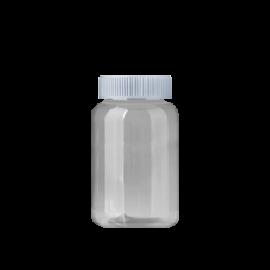 FR-035_PET_280ml 원형 투명 제약용기280원+일반캡100원(후가공별도)